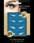 Eyeliner stencil kit