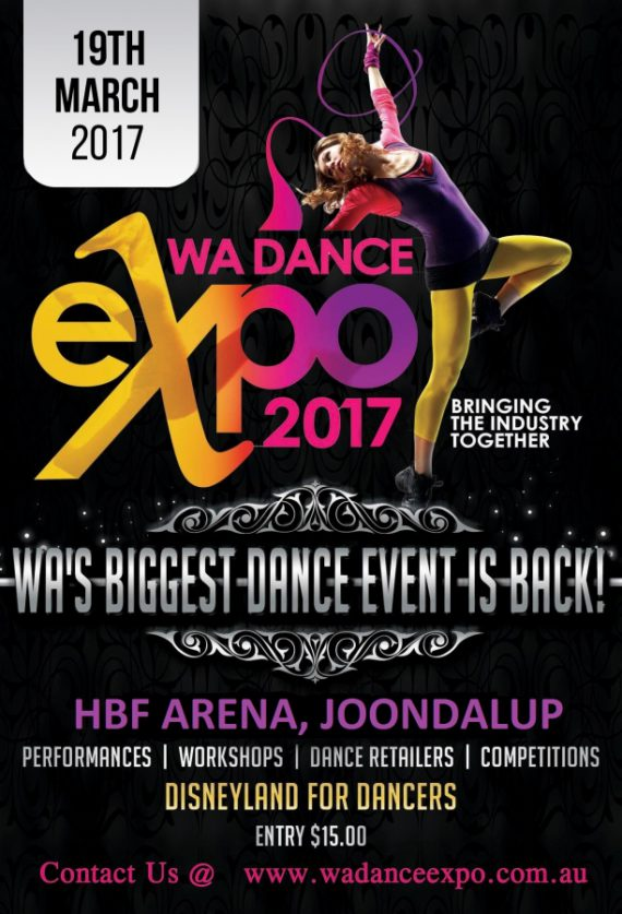 HBF WA DANCE EXPO