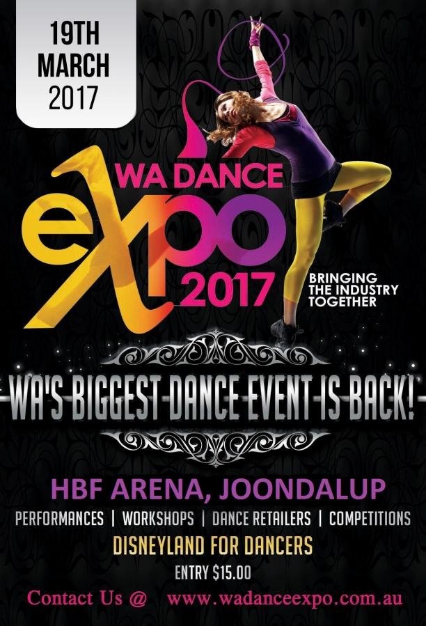 HBF WA DANCE EXPO